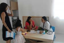 Camp At Serra International School Sep 2015