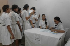 Health Checkup Camp At DPS – Oct 15