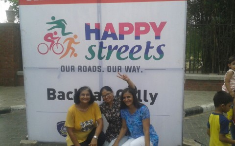 Happy street : 22nd May'16