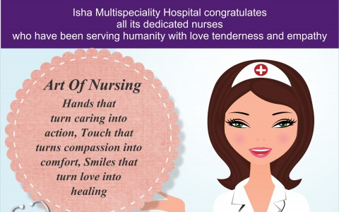 World Nurses Day – 12th May'16