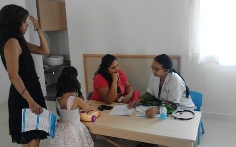 Camp At Serra International School Sep 2015