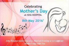 World Mother's Day – 8th May'16