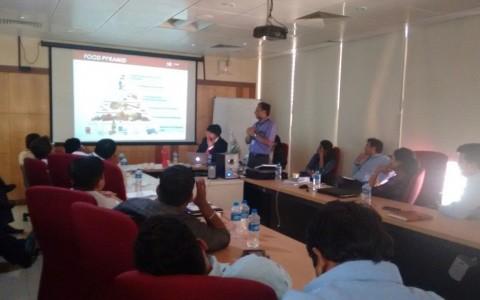 Asian Bariatric – Talk on Obesity @ Siemens Ltd.